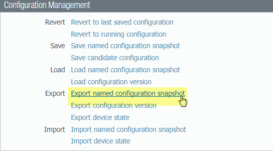 fw-export-named-config-snapshot.png