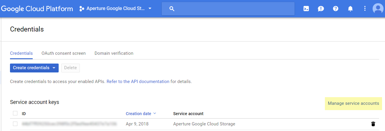 google-storage-credentials-manage-service-account.png